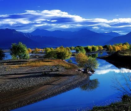 拉萨、布达拉宫、大昭寺、羊卓雍措、林芝、雅鲁藏布大峡谷、纳木错双飞八日游<飞悦西藏>