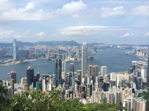 深圳香港海洋公園+迪士尼樂園高鐵四日3晚魅力游
